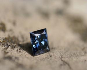 遺骨ダイヤモンド ブルー