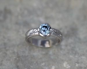 遺骨ダイヤモンドリング