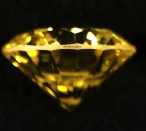 遺骨ダイヤモンド 拡大
